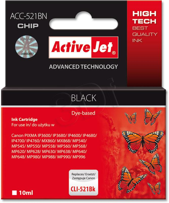 ActiveJet ACC-521BN - black