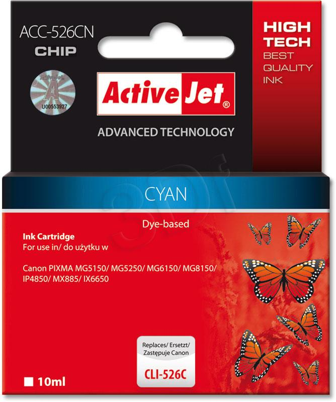 ActiveJet ACC-526CN - cyan