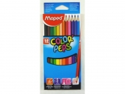 Maped - Pastelky color peps 12 ks
