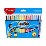 Maped - Fixy Color Peps 18 ks