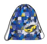 Bagmaster - BAGMASTER SHOES EPSON 8 B BLACK/BLUE/YELLOW