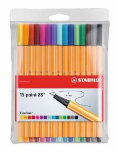 Stabilo - Sada pier ST point 88 - 15ks 8815