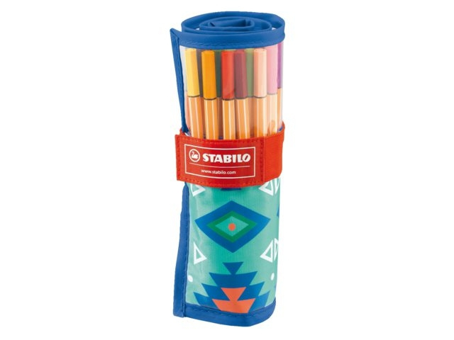 Stabilo - Sada pier ST point 88 - 25ks FESTIVAL spirit 8825-061