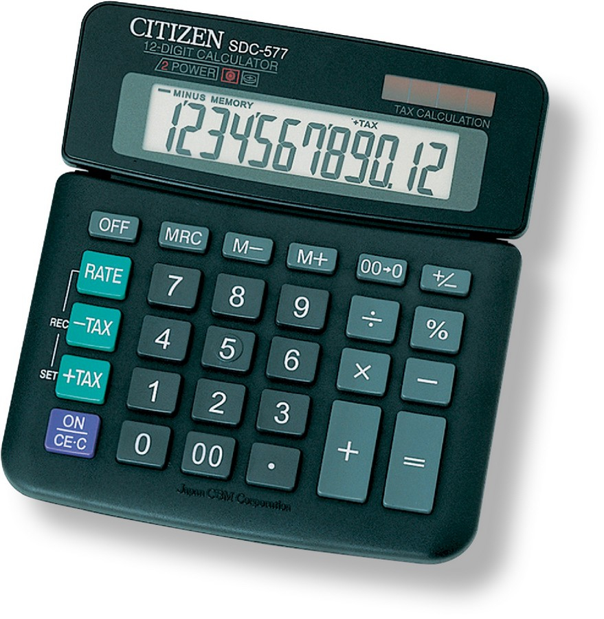 CITIZEN SDC-577III