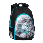 Bagmaster - DIGITAL 20 B TURQUOISE/GRAY/BLACK