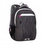 Bagmaster - BOSTON 20 A BLACK/GRAY/WHITE