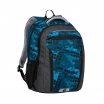 Bagmaster - BOSTON 20 B BLACK/BLUE/GREEN